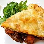 meat pie hot fork menu