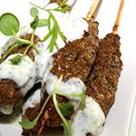 lamb kofta hot fork buffet
