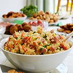 salad cold fork buffets