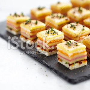 canapes catering all in hand london