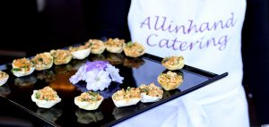 customise canapes serve in tryes