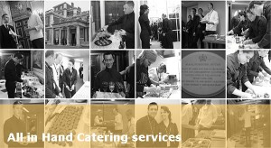 catering services in london