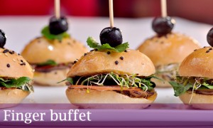 finger buffets catering