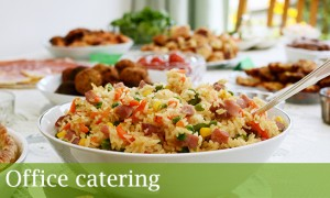 office catering for companies in London
