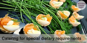 catering dietary requirement