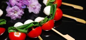 customise canapes catering