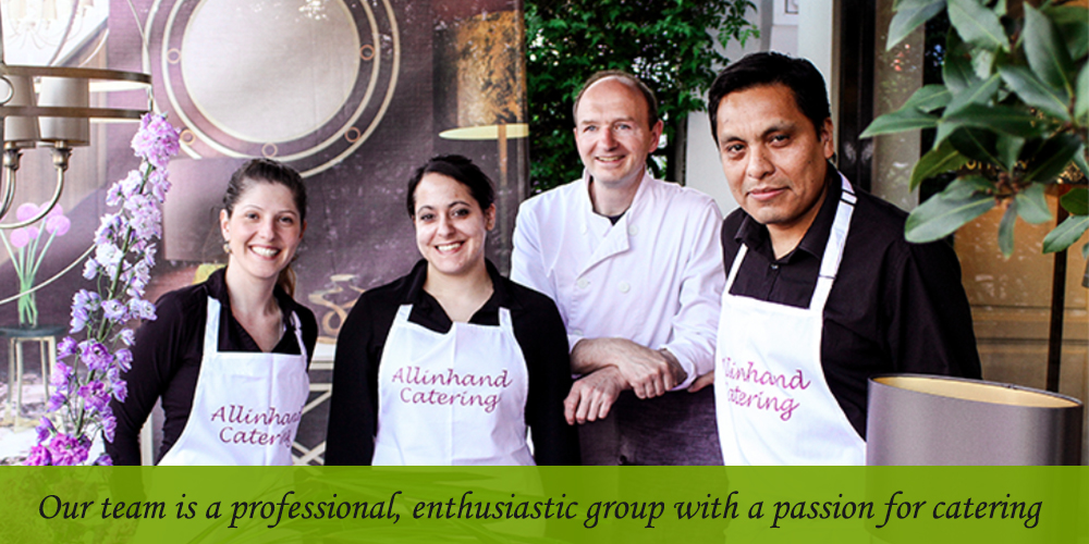 catering london team