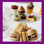 sandwiches afternoon tea