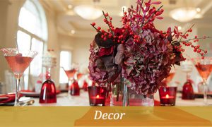 catering decor