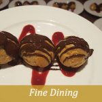 fine dining caterers London