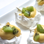 cold canapes dessert