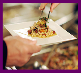 staff lunches catering company in london