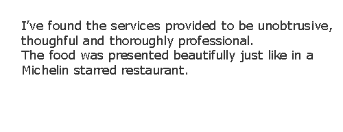 catering companies london