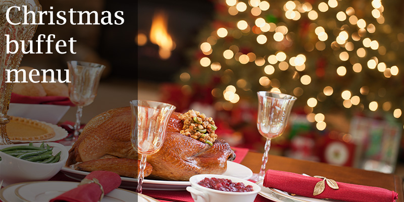 Christmas catering london
