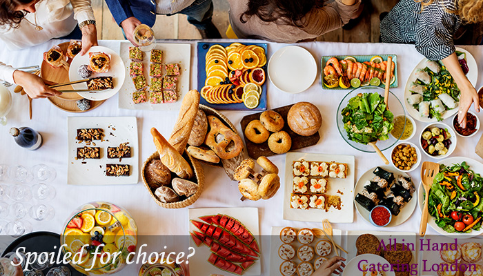 outside catering companies