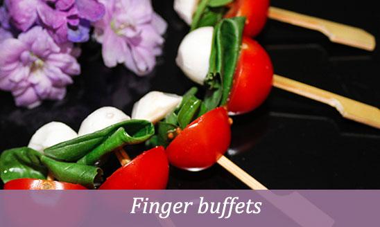finger buffets